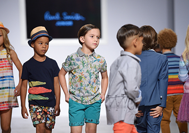 2018 S/S Boys' Clothing -- Trend Forecast