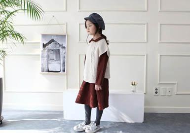 2017 Spring Shanghai Wholesale Market -- Kidswear (December)
