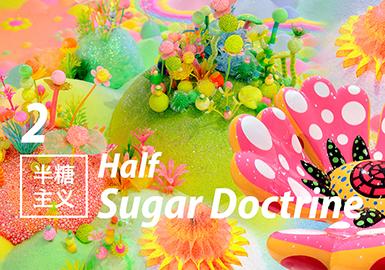 2018 S/S Girls' Clothing -- Half-Sugarism