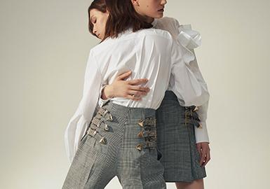 2019 S/S Womenswear Trend -- Accessory