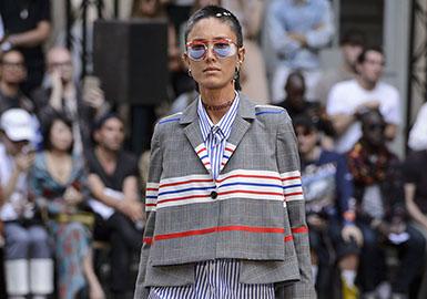 2019 S/S Womenswear Trend -- Silhouette
