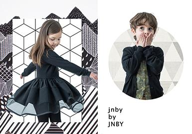 2017 A/W Kidswear Benchmark Brand -- jnby BY JNBY