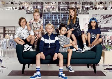 2018 S/S Copenhagen CIFF Kids Analysis