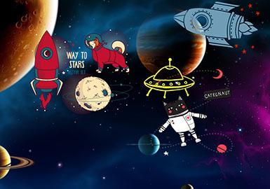 18/19 A/W Patterns for Kidswear -- Mars Boy