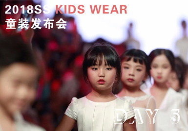 Shanghai Fashion Week Kidswear Runway Show -- Day 5