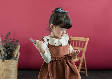 17/18 A/W Kidswear in Korean Market -- Hot Style