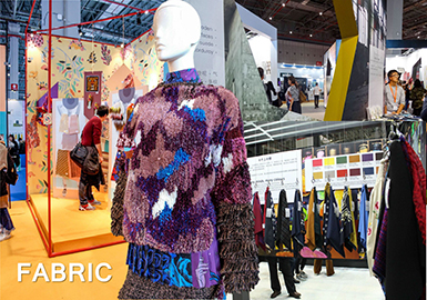 2018 S/S Intertextile Shanghai -- Fabric Trend