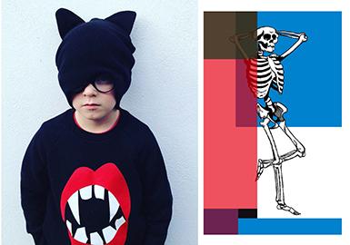 2018 S/S Boys' Sweatshirt -- Avant Garde