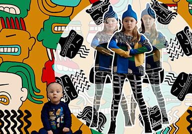 17/18 A/W Kidswear Designer Brand -- Mainio