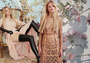 17/18 A/W Women's Lingerie Designer Brand -- For Love & Lemons