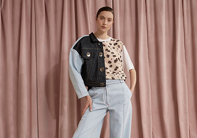 2018 Pre-fall Womenswear -- Denim