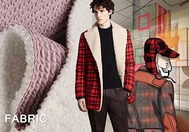 2018 Pre-Fall Composite Fabric for Menswear -- Ingenuity