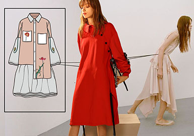 2019 S/S Women's Dress -- How to Match