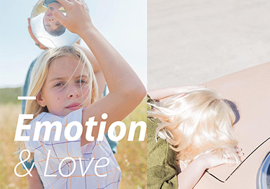 2019 S/S Color for Kidswear -- Emotion & Love