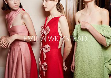 2018 S/S Women's Designer Brand -- Emilia Wickstead