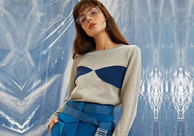 2019 S/S Silhouette for Women's Knitwear -- Classic Item
