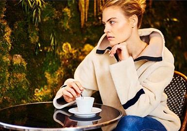 2018 S/S Womenswear Designer Brand -- Ines & Marechal
