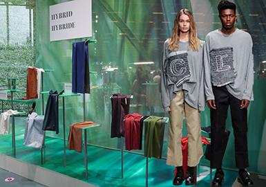 2019 S/S Premiere Vision Paris -- Knit Fabric