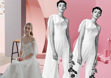 2019 S/S Women's Wedding Dress -- Sweet Romance
