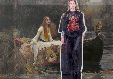 18/19 A/W Womenswear -- Mysterious Ritual