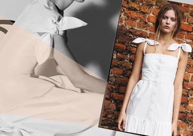 2019 S/S Craft for Women's Wedding Dress -- Shoulder & Neck