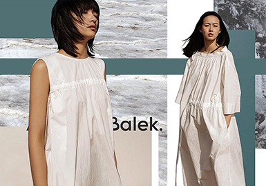 2018 S/S Benchmark Brand Analysis -- Cotton & Linen Womenswear