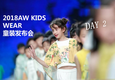 Kids' Catwalk in Shanghai Fashion Week -- DAY 2