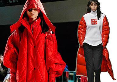 19/20 A/W Womenswear Trend Forecast -- Oversize Puffer Jacket