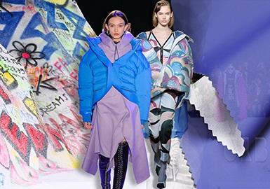 18/19 A/W Womenswear Fabric (IV) -- Down Jacket