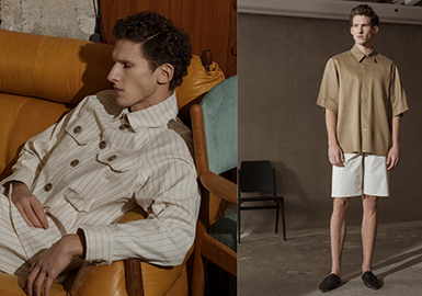 2018 S/S Menswear Benchmark Brand -- Business Casual