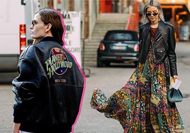 2018 S/S Women's Fur -- Street Look