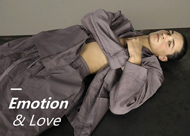2019 S/S Design Development for Young Men -- Emotion & Love