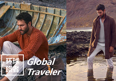 2019 S/S Design Development for Menswear -- Global Traveler