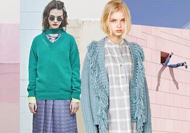 19/20 A/W Women's Knitwear Trend -- Color (1)