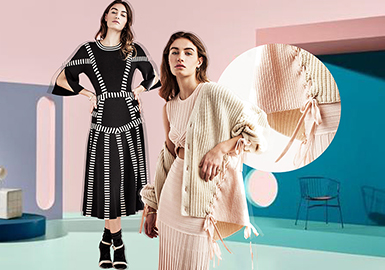 19/20 A/W Craft for Women's Knitwear -- Details
