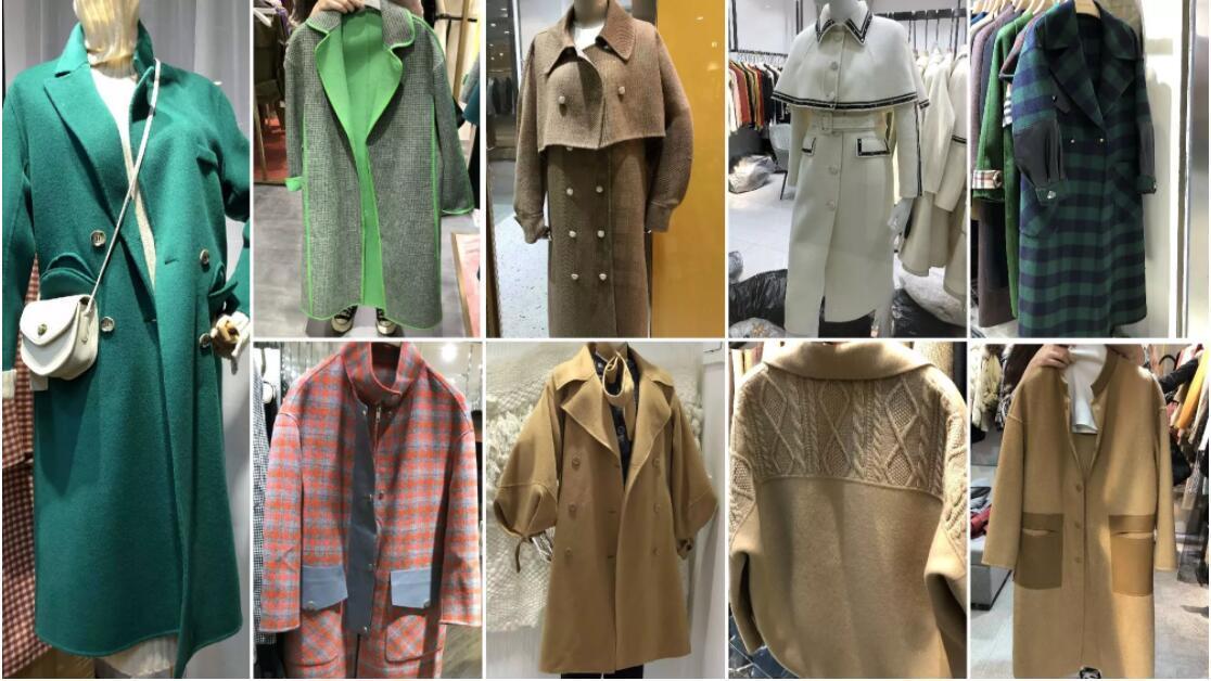 Lightweight Double-Faced Wool Overcoats
