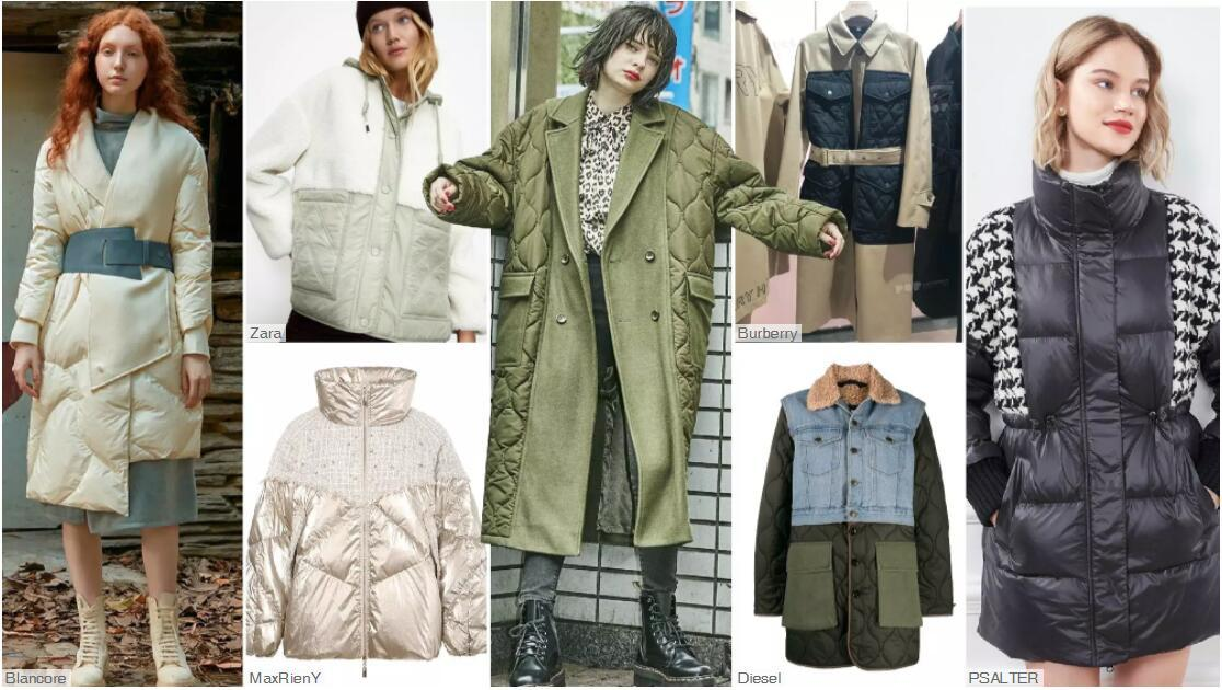 Mixed Materials fashion style
