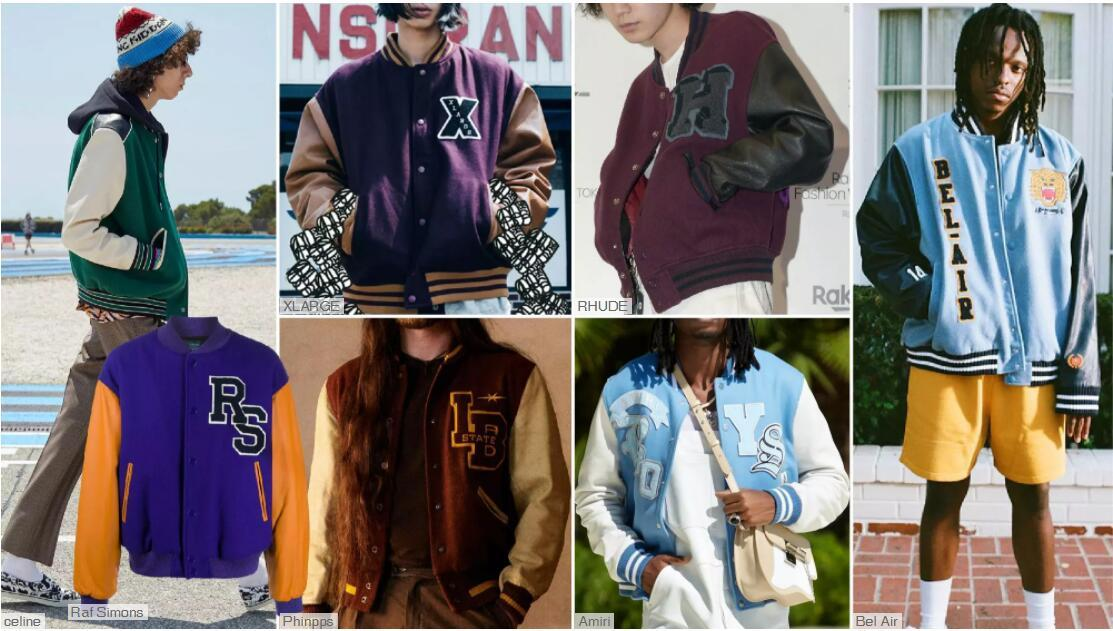 Hooded Pull-on Spliced Jackets