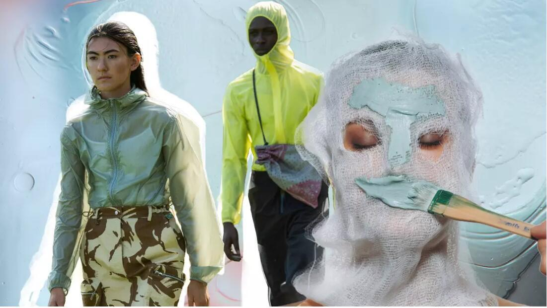 Men's and Women's Sun-Proof Clothes