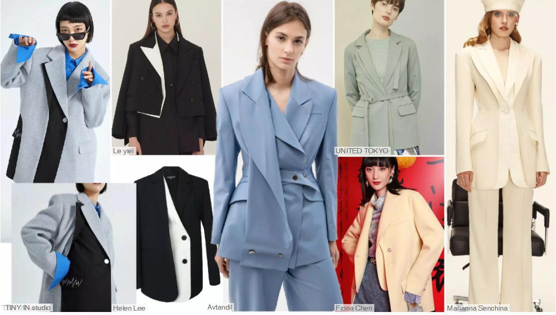 Double-Collar Suits