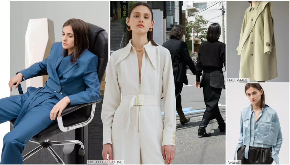 fashion clothing collocation