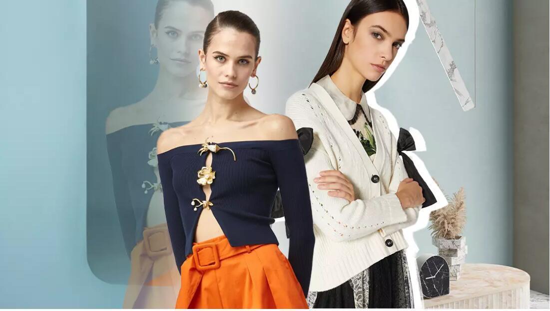 Women's Knitwear and Cardigan