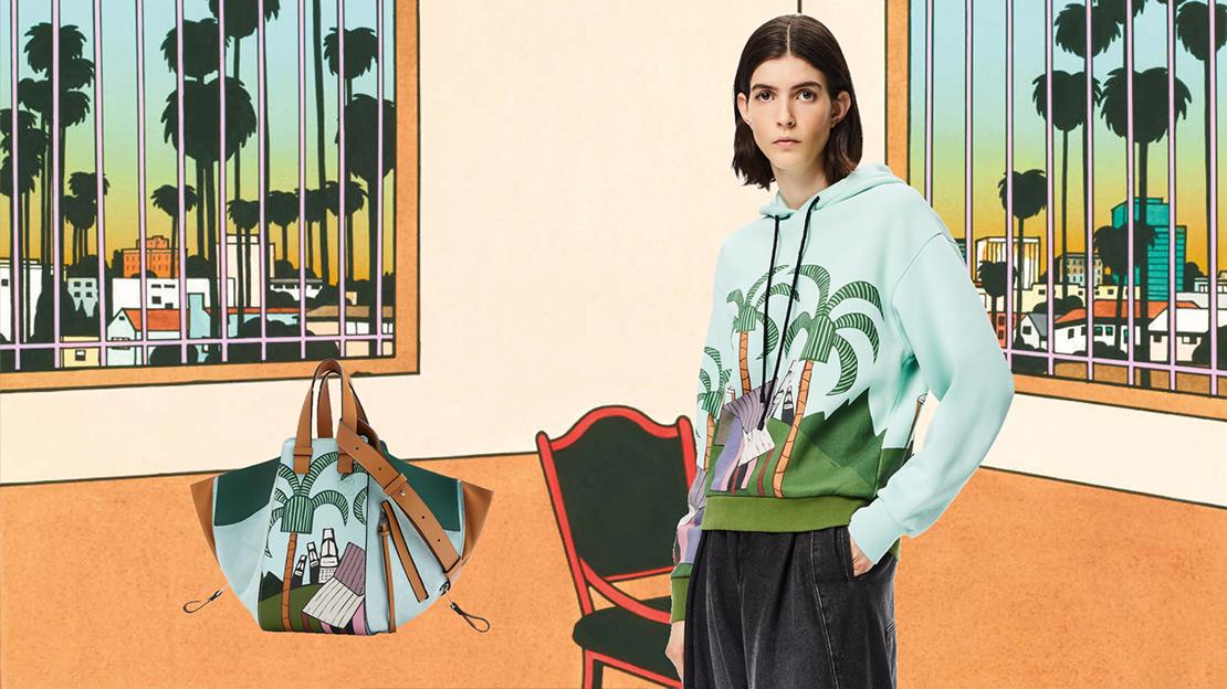 Pattern Trend for Womenswear