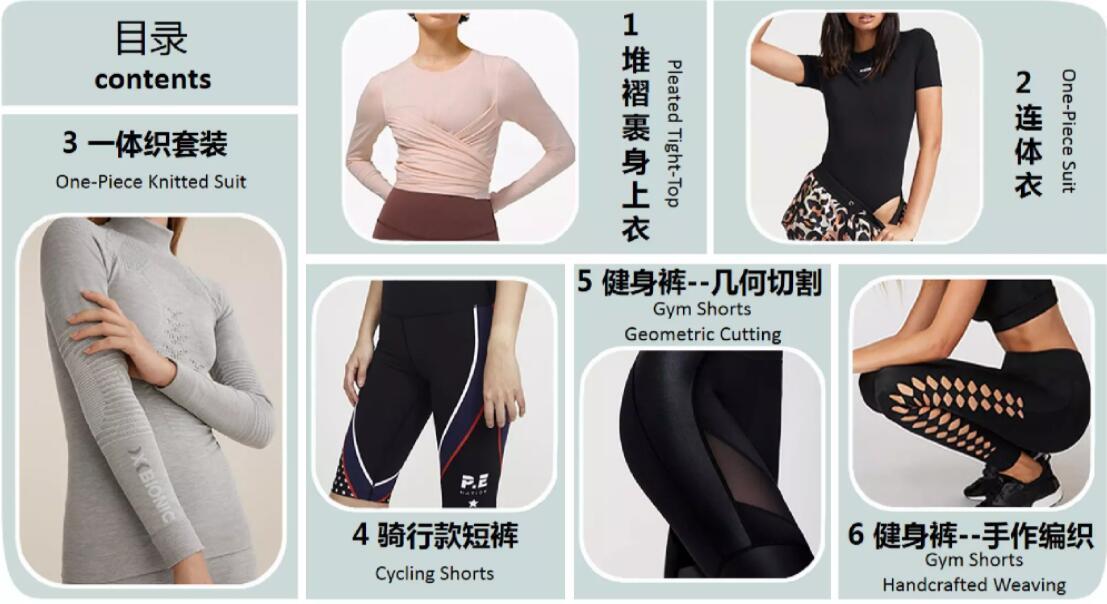 Women's Indoor Sportswear