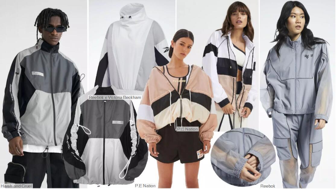 Preppy Style Outerwear