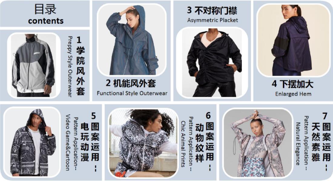 Sports Outerwear