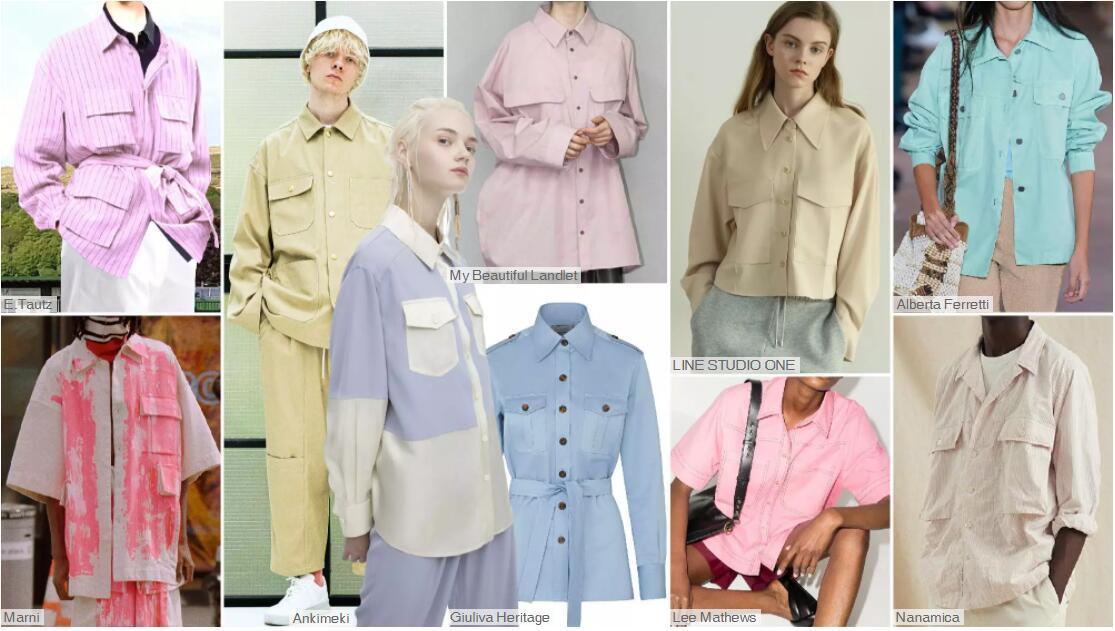 Pink Workwear