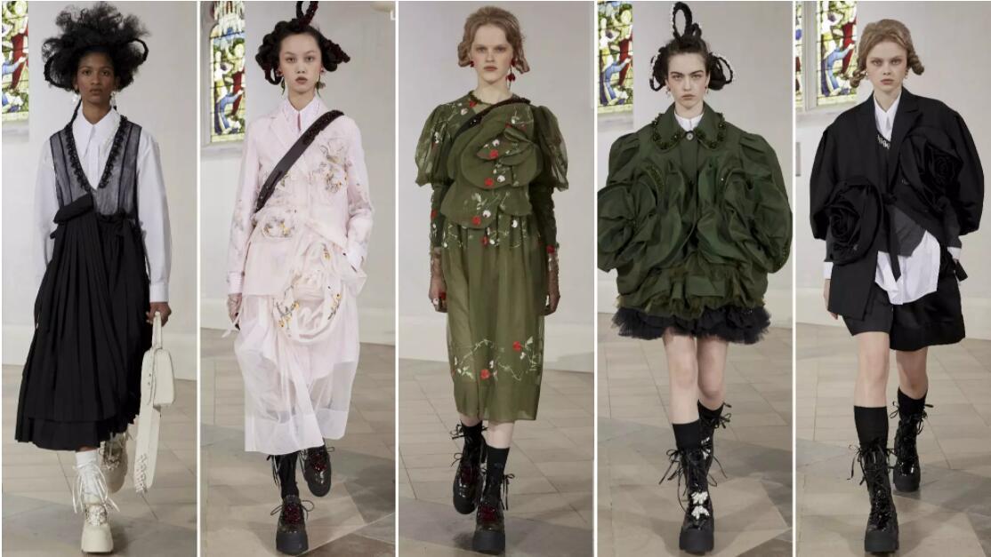 Womenswear Catwalk