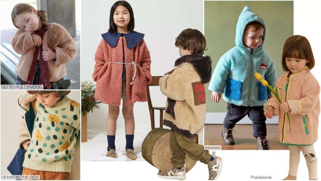 Plush Outerwear