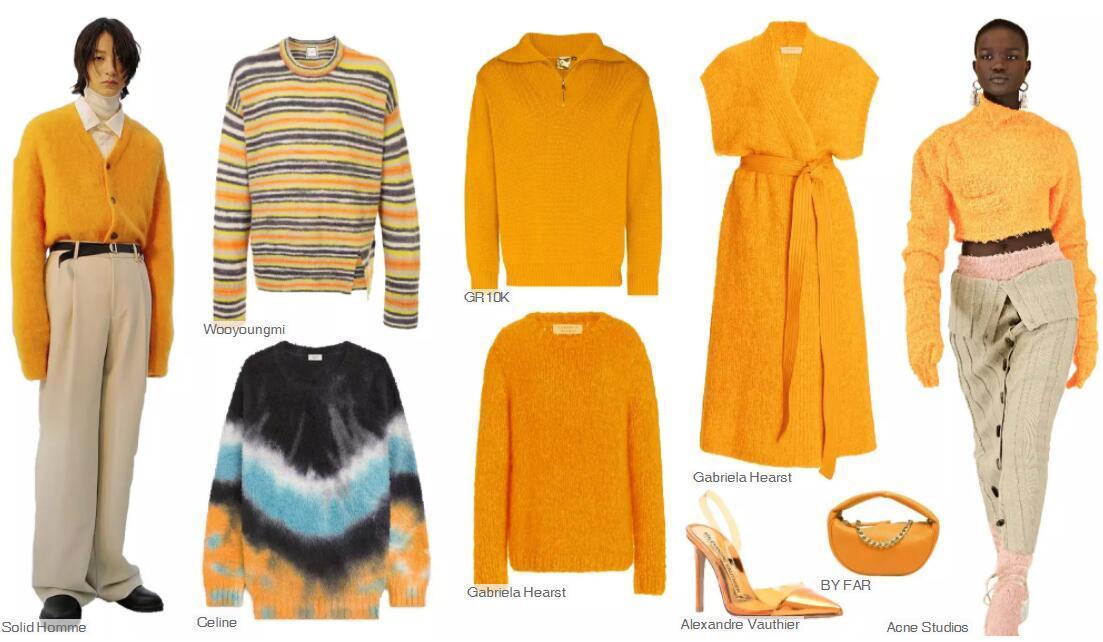 Radiant Yellow sweater